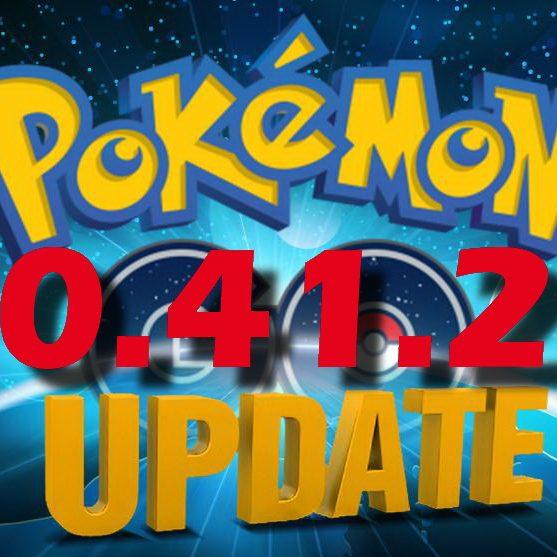 Обновление Pokemon GO 0.41.2 скачать