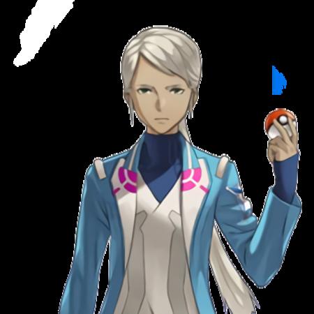 Тренер Бланш из Pokemon GO
