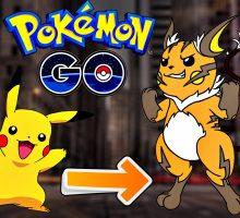 Какие покемоны доступны в Pokemon GO в Киеве